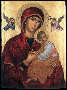 Βυζαντινή αγιογραφία - Βικιπαίδεια