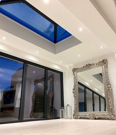 Wood Mirror, Mirror Art, Mirrors, Minimalist Interior, Oversized Mirror, House Design, Inspiration, Beautiful, Instagram