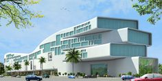 TI Mall in Bhillai by Sanjay Puri Architects