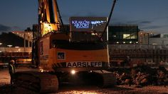 AARSLEFF sp. z o.o.   Specjalistyczne roboty fundamentowe / Filmy / Multimedia / Pale prefabrykowane Multimedia, Pale, Krakow, Monster Trucks