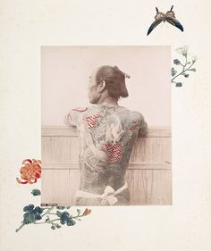 Japanese tattoo, c1895 - a picture from the past | Art and design | theguardian.com