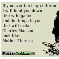 Wild Game, Charles Manson