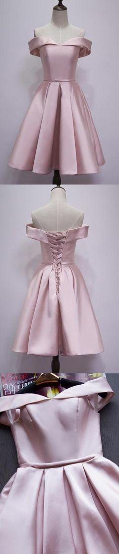 Robe manchette rose
