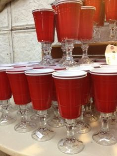 Red Solo Cup Lights | Warehouse 2120 inside Blacklion Dilworth. Breathing new life into flea ...