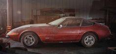 OneOfAKind Ferrari Daytona Auctioned For 2.17 Million