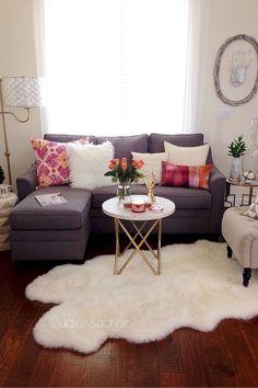 Nice 47 Brilliant Diy Small Apartment Decoration Ideas. More at http://trendecor.co/2018/05/11/47-brilliant-diy-small-apartment-decoration-ideas/