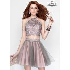 Alyce 3685 Two Piece Party Dress