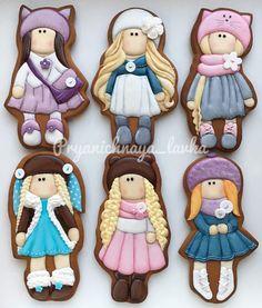 А какая куколка Вам нравится больше всего? #пряничная_лавка_детки