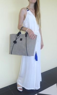 TATYZ tote bag for stylish summer look