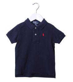 Ralph Lauren Navy Classic Polo Shirt