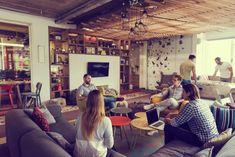 HR Startups auf saatkorn. Heute mit persomatch