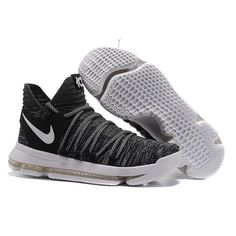 release date: aa2db e17b1 Nike kevin durant kd 10 basketball shoes white black Youth Basketball Shoes,  Kevin Durant Basketball