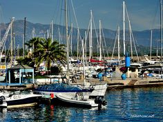 Arbatax is the largest hamlet of Tortoli on the eastern coast of Sardinia, the port is used by ferries and is also home starting point for boat trips to Orosei Gulf - Sardinia