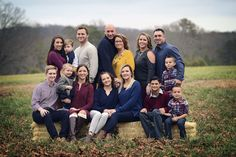 Family pictures maroon, navy blue, and mustard yellow