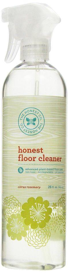 The Honest Company Honest Floor Cleaner - Citrus Rosemary - 26 oz