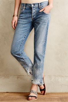 Citizens of Humanity Emerson Boyfriend Jeans - anthropologie.com #anthrofave