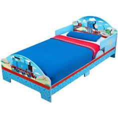 KidKraft Thomas And Friends Toddler Bed - see stuff like this on Craigslist all the time