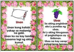 Make your own reading booklet with these Filipino Reading Passages / Tagalog Reading Passages for your remedial instruction or reading dri. Reading Comprehension Grade 1, Grade 1 Reading, Reading Practice, Kindergarten Reading Activities, Reading Worksheets, Reading Stories, Reading Passages, Recycling For Kids, Short Stories For Kids
