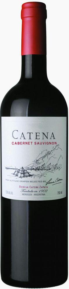 Catena, Cabernet Sauvignon 2014