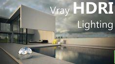 Arch Viz Camp presenta este video tutorial sobre cómo iluminar una escena exterior utilizando HDRI's en Vray y 3ds Max.