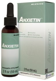 Anxietin™ Official Site - Natural Medicine for Anxiety and Panic Relief