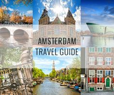 Personalize and optimize your Amsterdam trip to your pace, duration and interests.