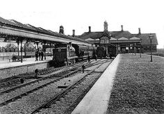 Disused Stations, Southern Railways, North Yorkshire, Abandoned Buildings, Old Photos, Railroad Tracks, Adventure, Trains, Black And White