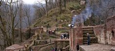 Trekking to Roudkhan Castle