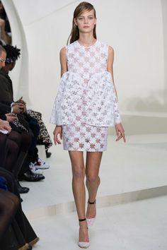 Christian Dior / Raf Simons // SS14 / Couture // PCW // Ph: Yannis Vlamos // Ft: Ine Neefs