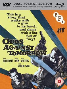 Odds Against Tomorrow - Blu-Ray/DVD (BFI Region B/2) Release Date: October 24, 2016 (Amazon.co.uk)