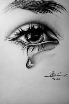 Learning To Draw: You Are Gonna Need a Pencil Realistic Pencil Drawings, Art Drawings Sketches Simple, Pencil Art Drawings, Tears Art, Afrique Art, Eyes Artwork, Eye Drawing Tutorials, Eye Art, Art Sketchbook