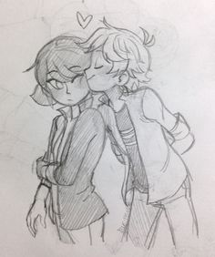 (Miraculous: Tales of Ladybug and Cat Noir) Marinette/Adrien