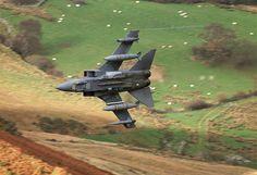 Tornado GR4 Mid Wales