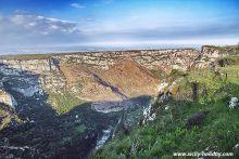 Cava Grande Naturschutzgebiet (Sizilien) - Cava Grande nature reserve (Sicily)