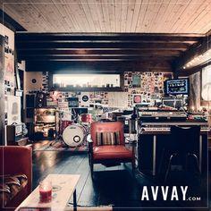 Follow @avvayhq - AirBnB for studios and other creative spaces.  #musicstudio #musicproduction #studioporn #studiosetup #recordingstudio #music #homestudio #homerecording @thesilentplanetstudio by musicstudios