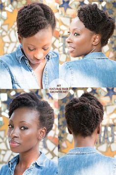 Natural Black Hairstyles |
