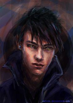 Magnus Bane by ~smitth on deviantART