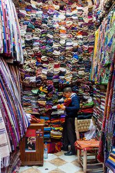 Man in shop (Marrakech) by Rob van der Pijll on 500px
