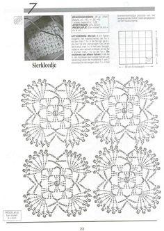 CARPETAS MANTELES-CREATIONS CROCHET N28 2003 - nanis^··^crochet - Picasa Web Albums