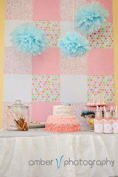 Dollie And Me Girl 5th Birthday Tea Party Planning Ideas