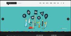 75+ Best Flat Web Design Examples Inspiration | Designrazzi