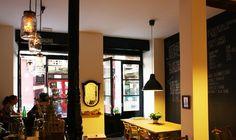 REFORMAS DE DISEÑO interiorismo y decoración low cost en restaurantes y cafeterías http://reformasdediseno.com/interiorismo-y-decoracion-de-restaurantes-motha/#