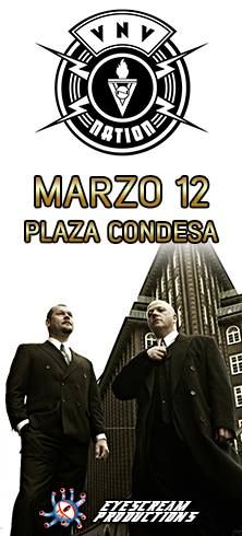 #Gigs #Conciertos // VNV Nation en Plaza Condesa