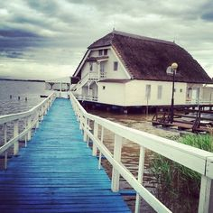 Haus im See, Neusiedlersee. Austria, Moon Shine, Nice Place, The Other Side, Travel Advice, Continents, Travelling, Europe, Country