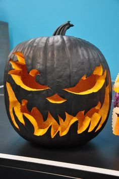 Halloween may be over, but it's not too late to grab some ideas for next year's pumpkin carving contests!