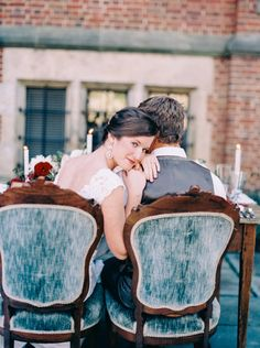 Burgundy and velvet wedding inspiration