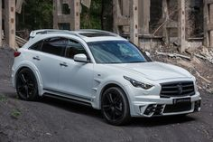 by Larte Design Infinity Suv, Mercedes Benz Gl, Sport Suv, Crossover Suv, Nissan Infiniti, Top Cars, Car Tuning, Expensive Cars, Cars