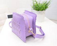 Kawaii fashion ulzzang style bags from EyeCandy's. FREE Shipping Worldwide! SHOP >> http://www.eyecandys.com/bags/