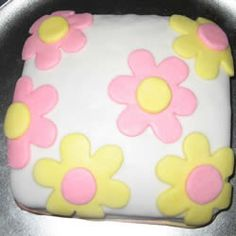 Rolled Buttercream Fondant