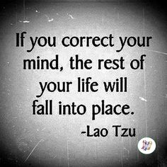 If you correct your mind, the rest of your life will fall into place. Lao Tsu #westcoastaromatherapy #learnaromatherapy #learnaboutessentialoils #aromatherapycourses #aromatherapyschool #1iloveessentialoils #essentialoils4everyone